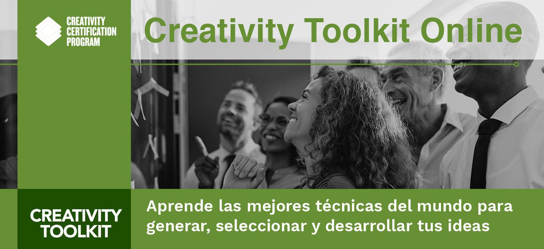 Creativity Certification Toolkit- Abril/Junio 2020