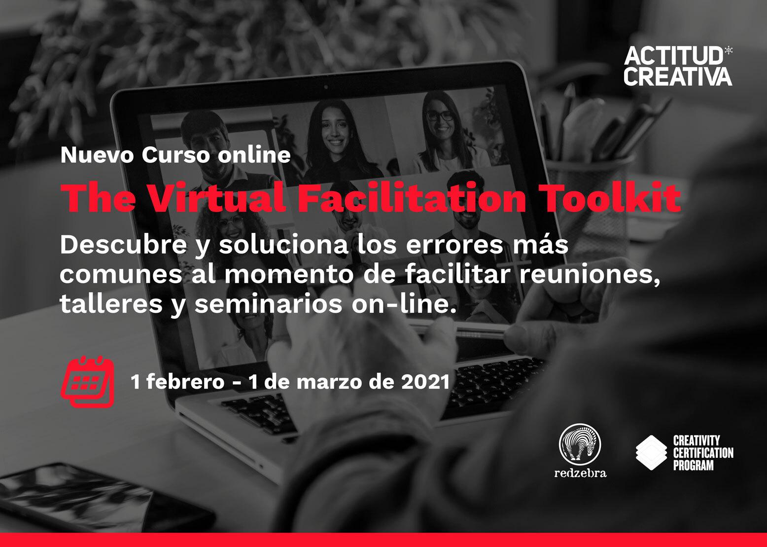 Facilitación Virtual Febrero 2021